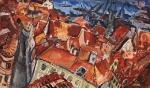 Таллин. Крыши старого города