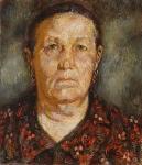 Портрет Марии Игнатьевны Зариповой